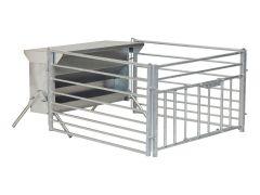 Continuvoederset 150 kg voor schapen, compleet