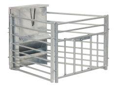 Continuvoederset 70 kg voor schapen, compleet