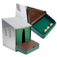 Automatisch legnest voor kippen Nestomatic