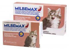 Milbemax Tabletten Kitten/Kat Klein 20 tabl. 0,5-2kg