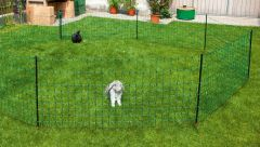 Net afrast konijn 65 cm, enkelpunt 50 m.