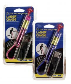 USB Laser Chase Rechargeable