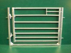 Poort in frame H 0,85 mtr