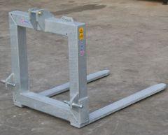 Palletvork gegalvaniseerd 1000 kg
