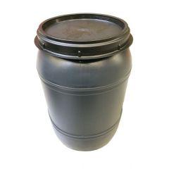 Voerton / opslagton met schroefdeksel, 120 liter