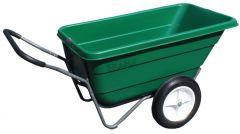 Tweewielige handkar / voerwagen, flat free, 270 kg