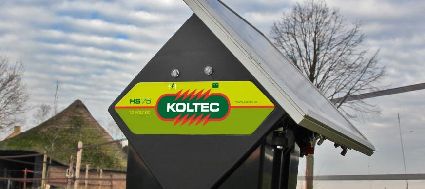 Solar schikdraadapparaten, schrikdraadapparaat met zonnepaneel