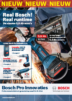 Bosch Professional catalogus