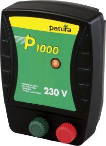 Patura P1000 schrikdraadapparaat 230 Volt