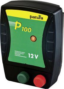 Patura P100, schrikdraadapparaat 12 V