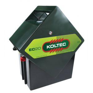 EC20 batterij schrikdraadapparaat