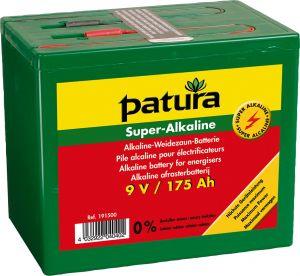 Super Alkaline Batterij 9V 75Ah, klein
