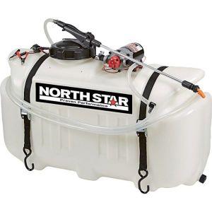 Elektrische quad onkruidspuit, 98 liter, 12 Volt, North Star