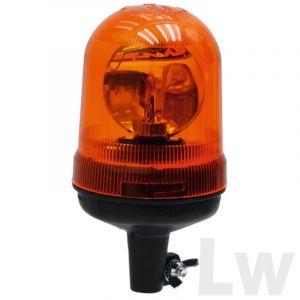 Opsteek zwaailamp 12V met halogeenlamp