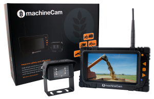 Machinecam professioneel draadloos camerasysteem