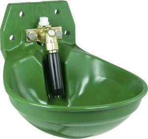 Buisventielbak 12P, 3/4met messing ventiel