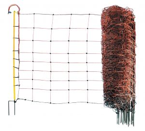 Net Excellent 50 m / 90 cm dubbelpunt schaap
