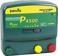 P4500 Schrikdraadapparaat voor 230 V, met MaxiPuls-Technologie