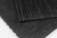 Stalmat, rubbermat 122 x 183 x 1,7 cm