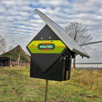 Zonneset HS75 + 10 Watt zonnepaneel