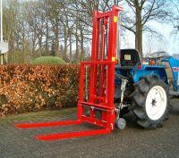 Hefmast / palletstapelaar 600 kg