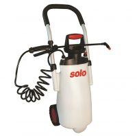 Solo P453 Trolley onkruidspuit op wielen - 11 liter