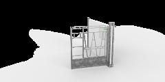 CalfOTel Indoor Combo 100cm uitbreidingsset zonder achterwand