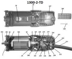 Bladveer Liscop 1300/1400