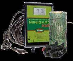 Vijver schrikdraadset Koltec Minigard XXP
