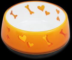 AFP Puppy Love Bowl Oranje L (900 ml)