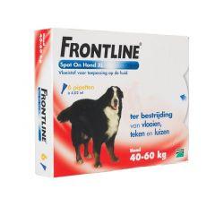 Frontline hond XL >40 kg 6 pipetten