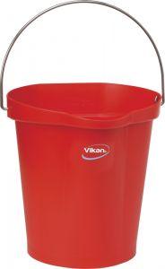 Emmer Vikan 56864 rood 12 l