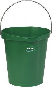 Emmer Vikan 56862 groen 12 l