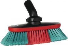 Autowasborstel Vikan zacht/split draaibaar met watertoevoer 526852 25 cm
