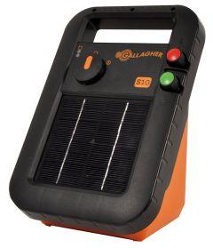 Gallagher S10 zonnepaneel schrikdraadapparaat