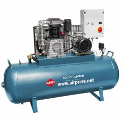 Compressor K 300-700 met sterdriehoekschakeling