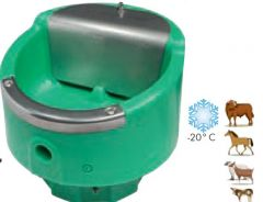 Vlotterventiel drinkbak Lakcho 2 incl. verwarmingsspiraal 50 W