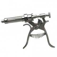 ROUX-REVOLVER spuit 10 ml luer lock 0,25-1,0 ml