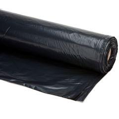 Bouwfolie 50 x 6 meter, zwart