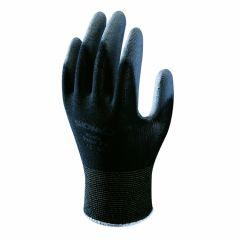 Handschoen SHOWA BO500 Palm Fit Plus grijs/zwart mt L