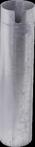 Inbouwhuls, 40 cm, voor palen 76 mm