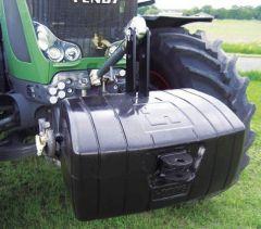 Frontgewicht voor fronthef Cat II - 1500 kg