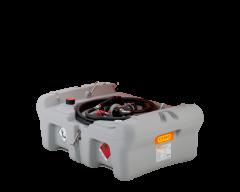 Pick-up mobiele dieseltank 210 l 12V CENTRI SP zonder deksel