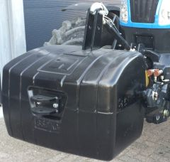 Frontgewicht voor fronthef Cat II - 650 kg