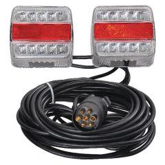 Magnetische LED lampen verlichtingsset 12 Volt