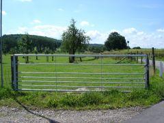 Landhek / weidepoort / schapenhek 6 meter