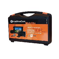 MachineCam Mobility draadloos camerasysteem met accu