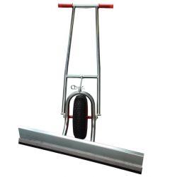 Mestschuif / sneeuwschuif / modderschuif met wiel