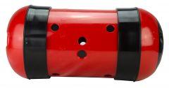 Pipolino XL rood/zwart Hond/Pony (