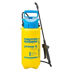 Drukspuit Gloria Prima 5 -PLUS-, knst. 5-liter ZUURBESTENDIG